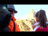 Дмитрий Воронцов и Катя П. в романтичном Тбилиси. Грузинское телевидение GDS ვიმოგზაუროთ