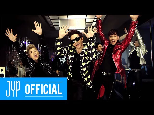 2PM HANDS UP MV