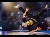 Cheerito vs Gravity - Quarter Final - Red Bull BC One World Final 2014 Paris