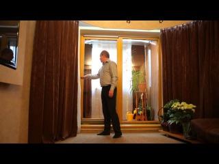 Портальная система дверей
