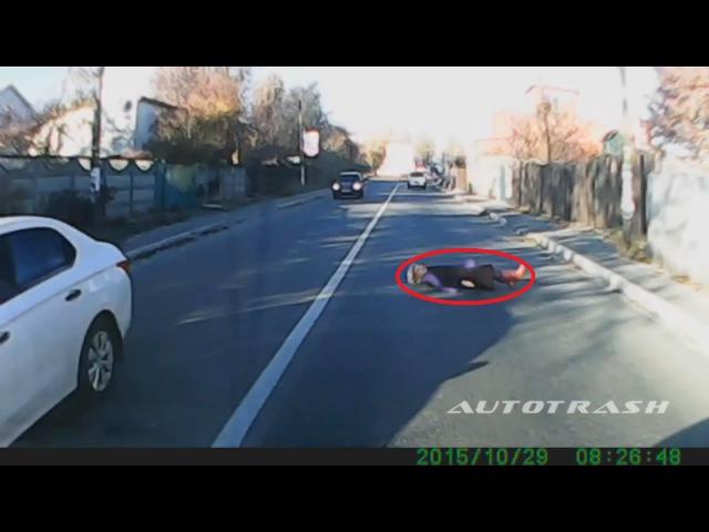 Новая Подборка ДТП и Аварий 24 2015 Car Crash Compilation AutoTrash