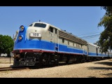Passenger Trains Galore!