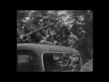 Редкие кадры, национальные танцы грузинских легионеров под белорусский паган рок. 1945