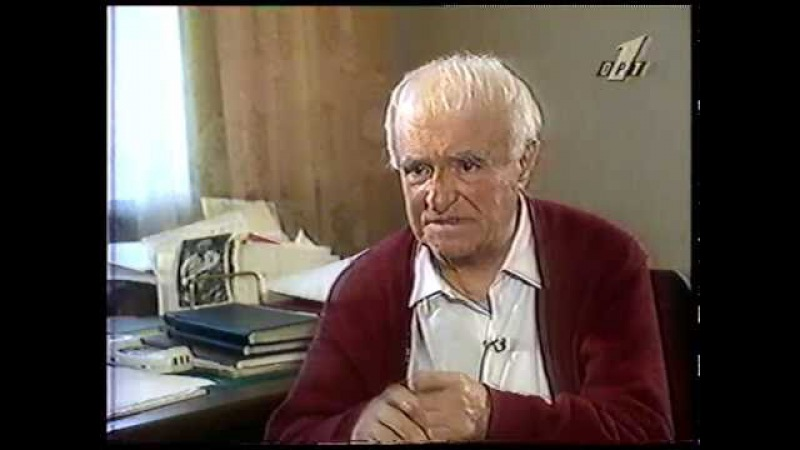 Georgiy Sviridov - Время Георгия Свиридова - documentary film 1/2 part