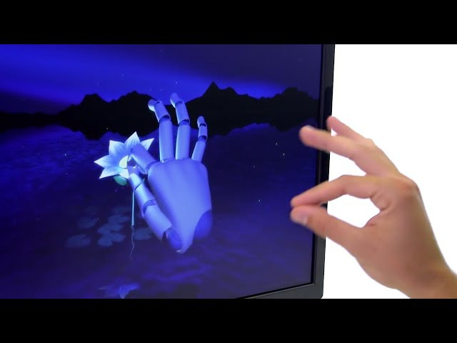 Leap Motion Intro - Featuring v2 Software