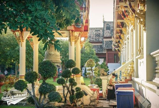 Храмы Чианг Мая фото