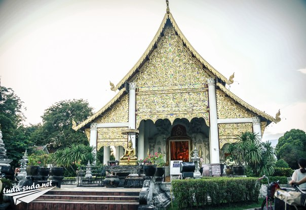 Wat Phra Singh фото