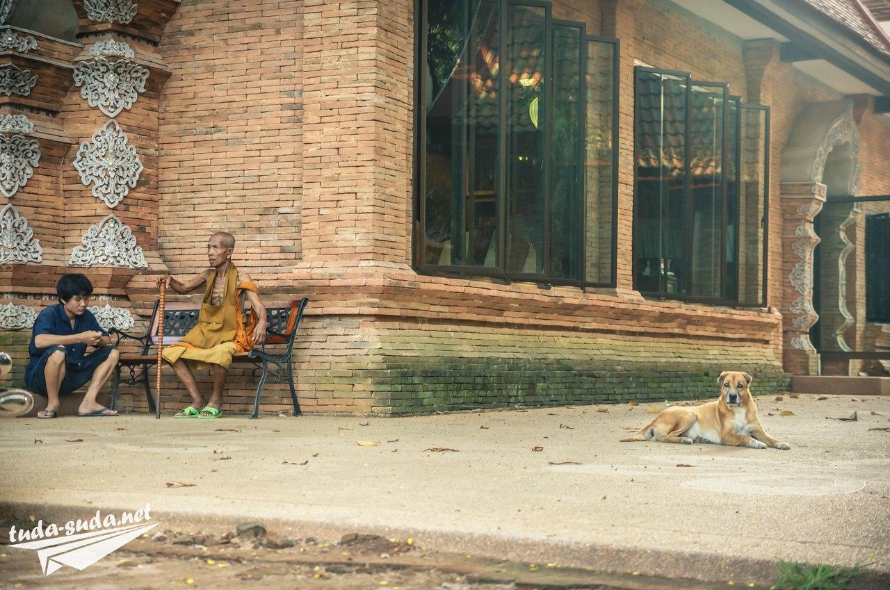 Храмы Таиланд фото