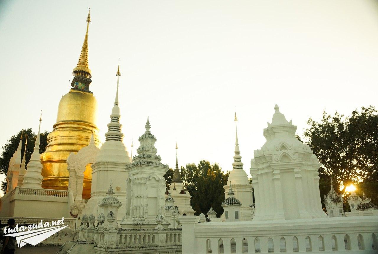 Храм  Suan Dok