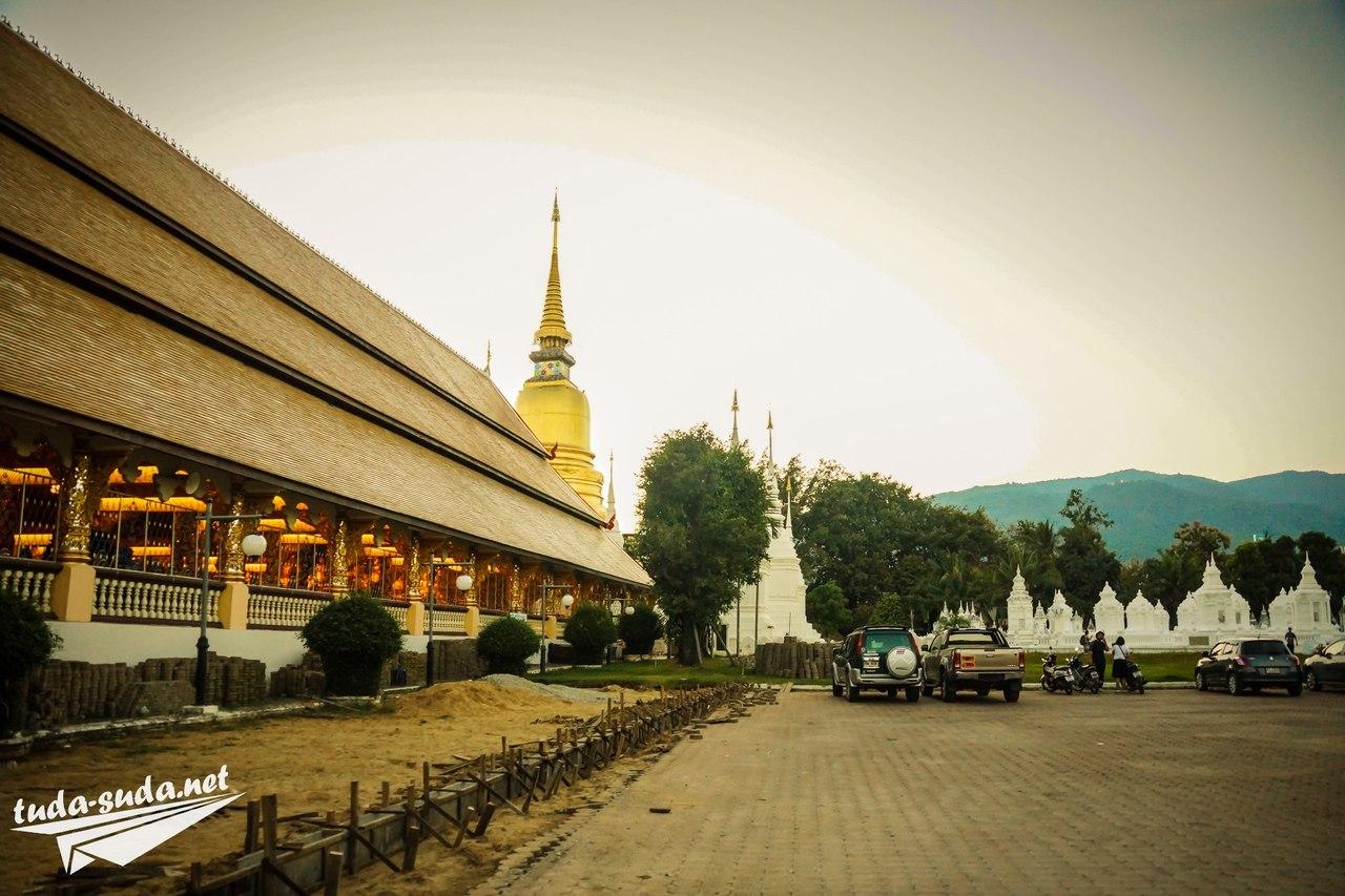 храмы таиланд