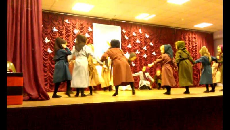 Дети Войны студия хореографии