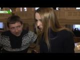 Журналистка СТБ натравила депутата Парасюка на журналиста телеканала Соціальна країна