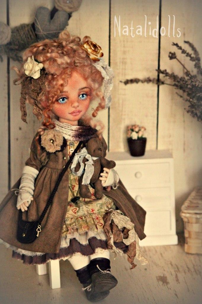 Кукла натальи подкидышевой мастер-класс