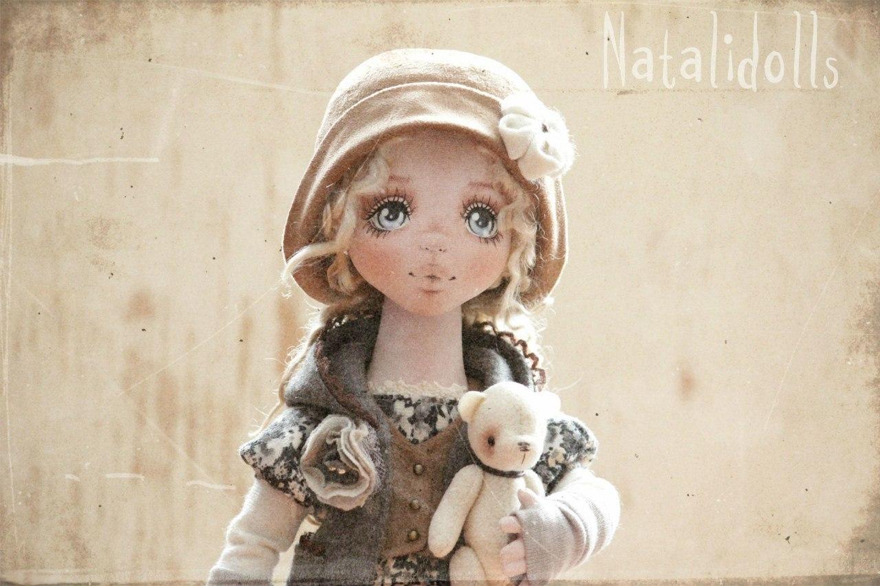 куклы Натальи Подкидышевой
