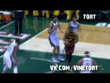 Kyrie Irving No-Looks to LeBron James | VK.COM/VINETORT