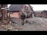 Последствия штурма Углегорска. 04.02.2015