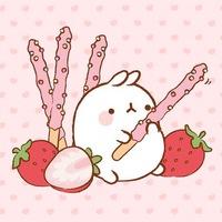 кролик моланг картинки