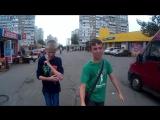 Прогулка по Киеву(Троещина)