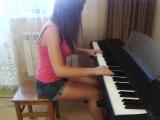игра на пианино. реквием по мечте. дубль 2