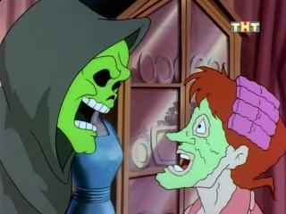 Маска 13 серия из 54 / The Mask: The Animated Series Episode 13 (1995 – 1997) Канун Хэллоуина