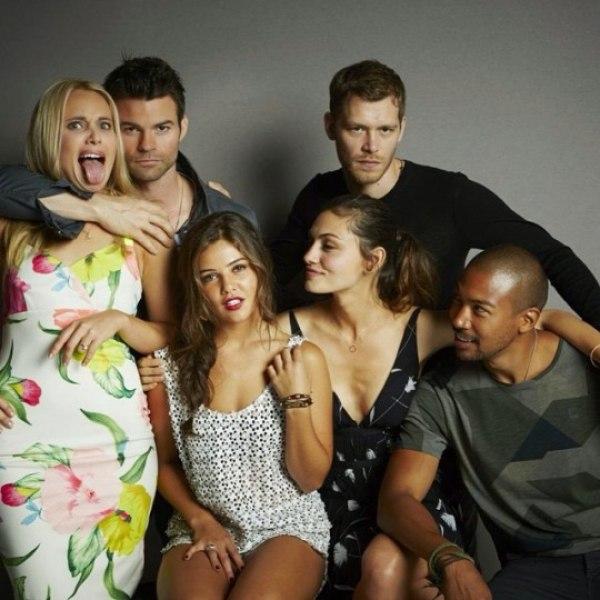 Первородные 3 сезон смотреть сериал онлайн - дата выхода