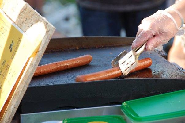 В Ростове прошел фестиваль еды