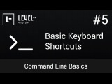 Command Line Basics #5 - Basic Keyboard Shortcuts