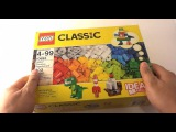Lego Classic 2015 Unboxing 10693 - Creative Supplement 303 pieces Ideas Included