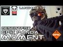 DesertFox Airsoft Epik Panda Moment.