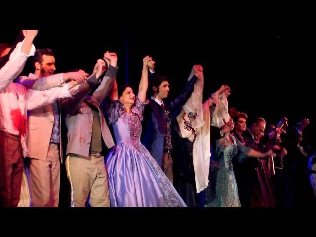 Elfújta a szél - musical a Budapesti Operettszínházban