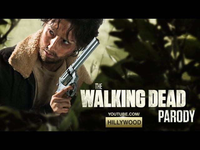 The Walking Dead Parody by The Hillywood Show®