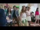 Violetta 3 - Los chicos cantan En Gira y Priscila los hecha (Cap 62)