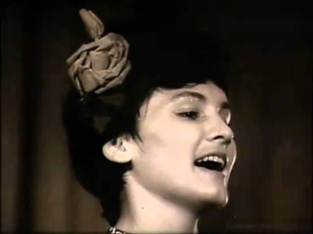 Sofia Rotaru - Mult mi-e draga primavara - 1966