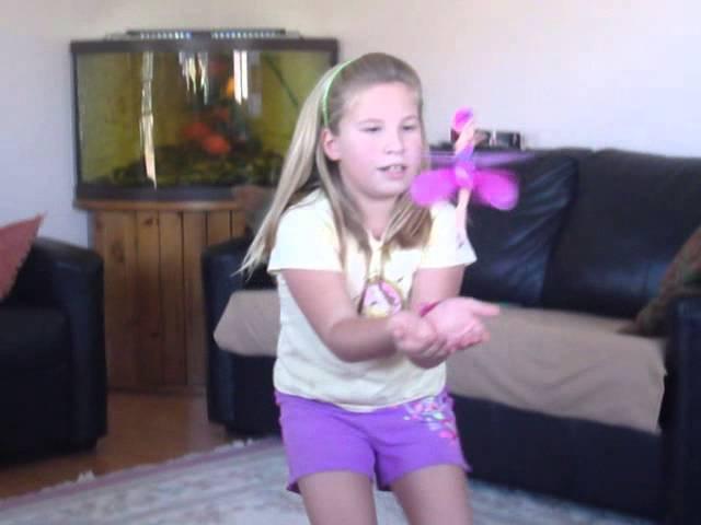 FlutterBye Toy (Flying Fairy) Игрушка Летающая фея