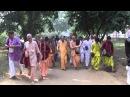 H H Gopal Krishna Goswami Govardhan Parikrama Kartika 15 11 2012