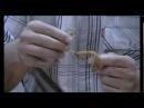 Спиннербейт (Spinnerbait) из офсетного крючка (офсетник) своими руками видео