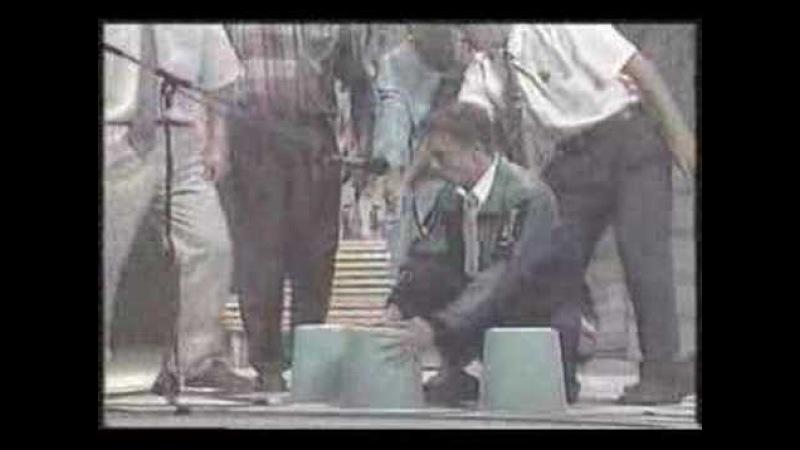 КВН НГУ 1994. Летний кубок - домашка.