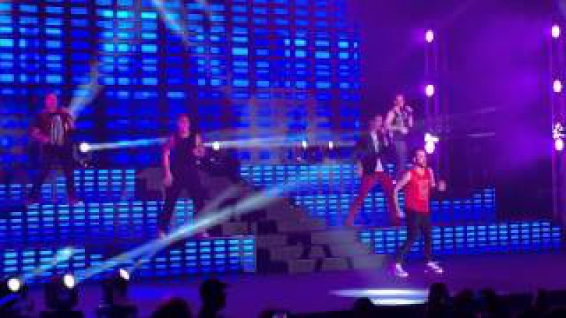 Backstreet Boys We've Got it Goin' On live in Israel