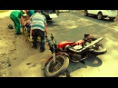 Жестокие аварии на Советских мотоциклах 18
