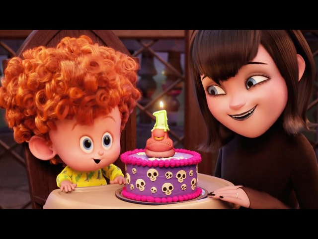 Hotel Transylvania 2 - Official Trailer 2 (2015) Adam Sandler, Selena Gomez Movie HD