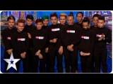 El Gamma Penumbra Earn Golden Buzzer From Anggun Asias Got Talent Episode 4
