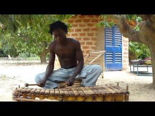Issiaka Dembele Jazz Demo Balafon