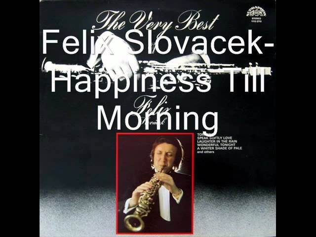 Felix Slovacek Happiness Till Morning