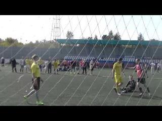 Серебряный Кубок Форс-мажор-Регион-Нефтепродукт 4-7(2 ТАЙМ)