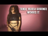 Tania Maria Quinones Works it For Playboy