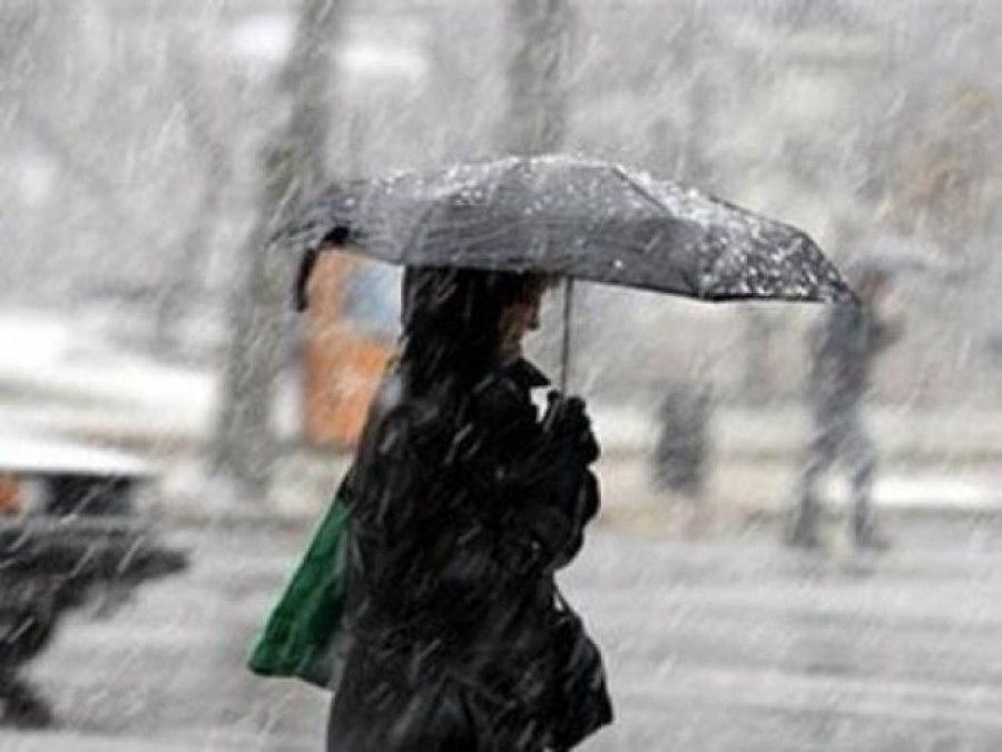 В Ростовскую область идут холода, туман и снег с дождем
