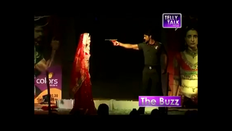 Rangrasiya - Sanaya Irani and Ashish at show LAUNCH - 24th December 2013