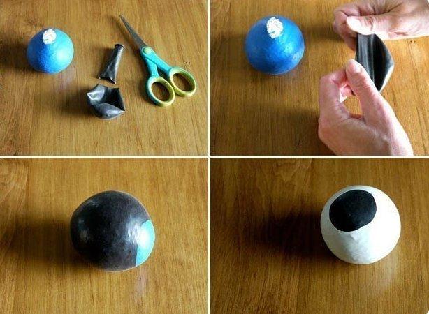 Глаза для шариков своими руками