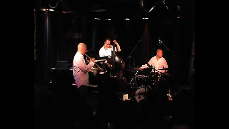 STUDNITZKY TRIO live @ Jazzfest Berlin 2009 Fugato