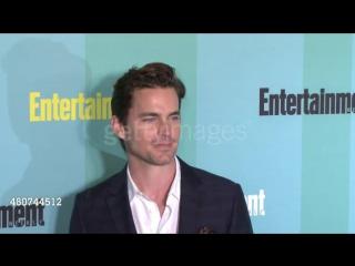 Мэтт на вечеринке «Entertainment Weekly» в рамках «Comic-Con» в Сан-Диего (12 июля 2015)